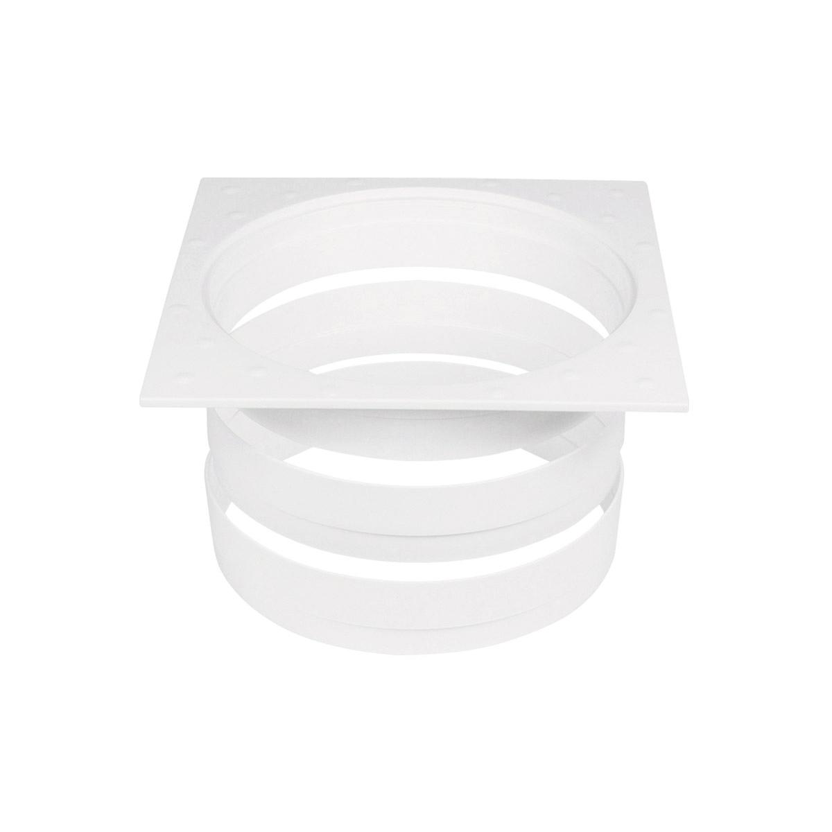 Höhenverlängerung für Skimmer Ocean® ABS weiß Höhenverlängerung für Skimmer Ocean® ABS weiß