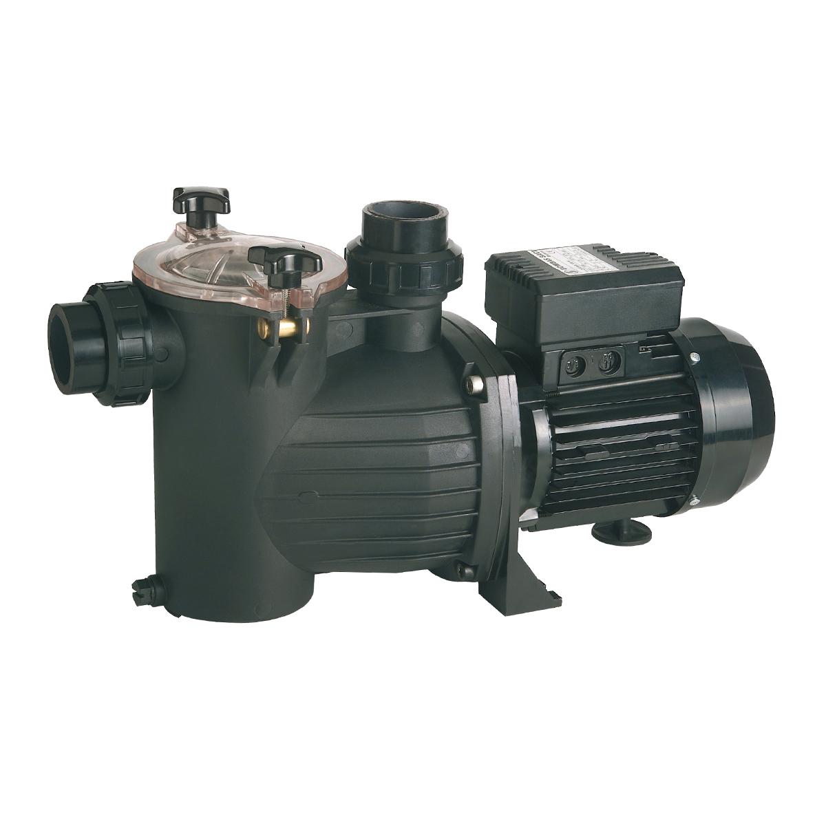 """Schwimmbadpumpe Smart M25 selbstansaugend Klebemuffe-Innengewinde d50-1 1/2"""" 6m³/h 230V mit Vorfilter Schwimmbadpumpe Smart M25 selbstansaugend Klebemuffe-Innengewinde d50-1 1/2"""" 6m³/h 230V mit Vorfilter"""