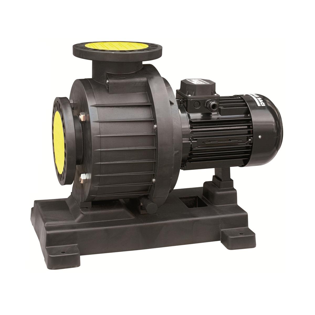 Smart Filterpumpe Serie K 300 230-400V, 1450 U/min 2,2 kW, 3 HP, 43 m³/h bei 10m Smart Filterpumpe Serie K 300 230-400V, 1450 U/min 2,2 kW, 3 HP, 43 m³/h bei 10m