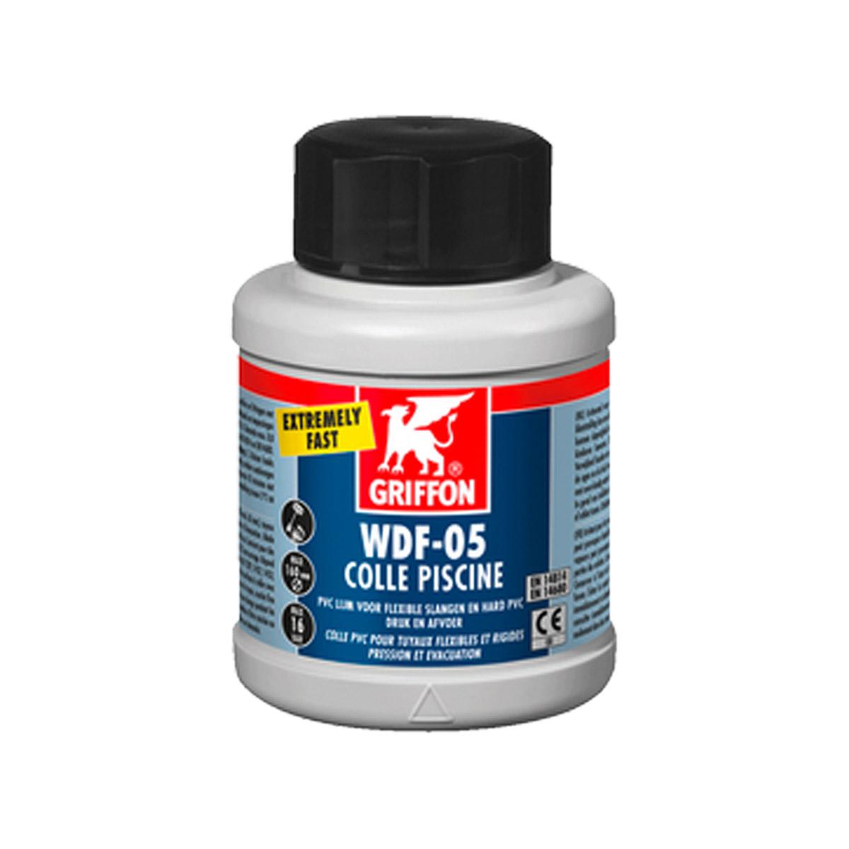 GRIFFON WDF-05 KLEBER 125ml, Dose mit Pinsel GRIFFON WDF-05 KLEBER 125ml, Dose mit Pinsel