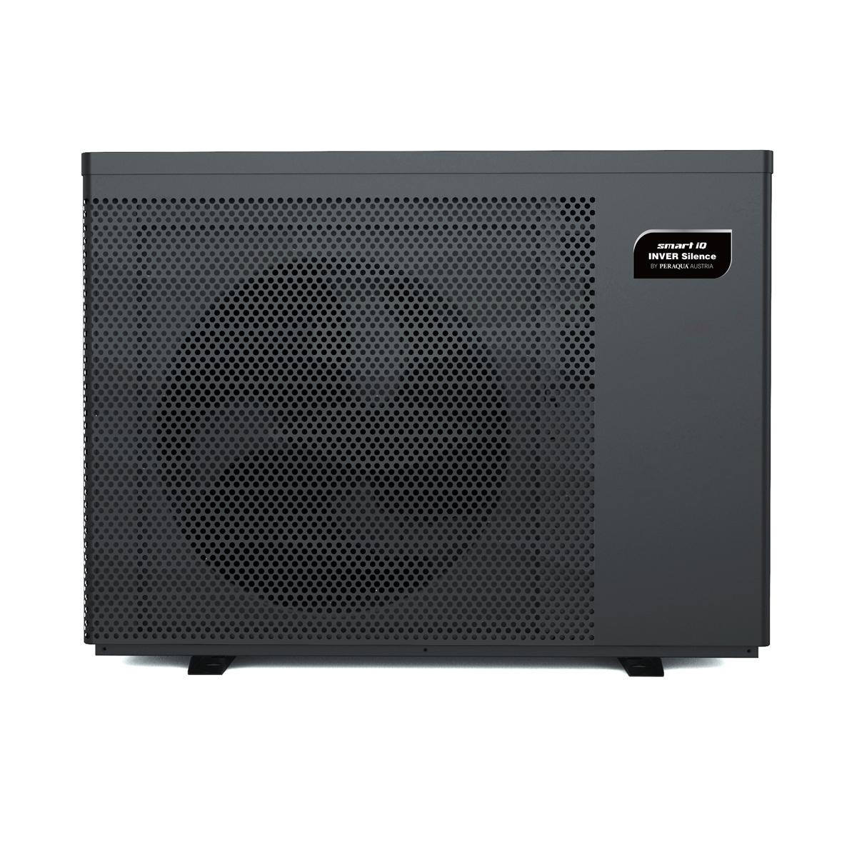 Smart iQ INVER Silence Full Inverter Wärmepumpe 10,2 kW, 230V 50Hz, Aluminium Gehäuse Smart iQ INVER Silence Full Inverter Wärmepumpe 10,2 kW, 230V 50Hz, Aluminium Gehäuse