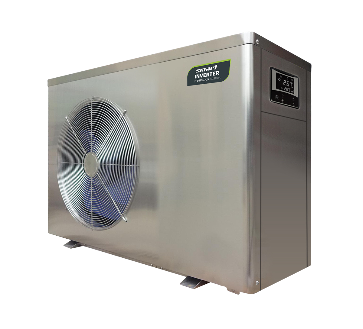 Smart Full Inverter Plus heat pump H+C 12,8kW, V2A, refrigerant R32 Smart Full Inverter Plus heat pump H+C 12,8kW, V2A, refrigerant R32