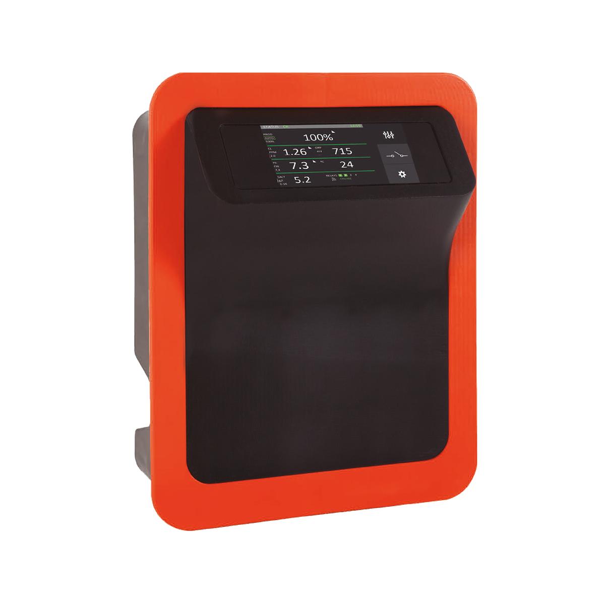 Smart Salzelektrolyseanlage PREMIUM-TOUCH-DOM 15g Cl/h selbstreinigende Zelle für private Pools bis 50m3 (Pumpenlaufzeit 8h) Smart Salzelektrolyseanlage PREMIUM-TOUCH-DOM 15g Cl/h selbstreinigende Zelle für private Pools bis 50m3 (Pumpenlaufzeit 8h)