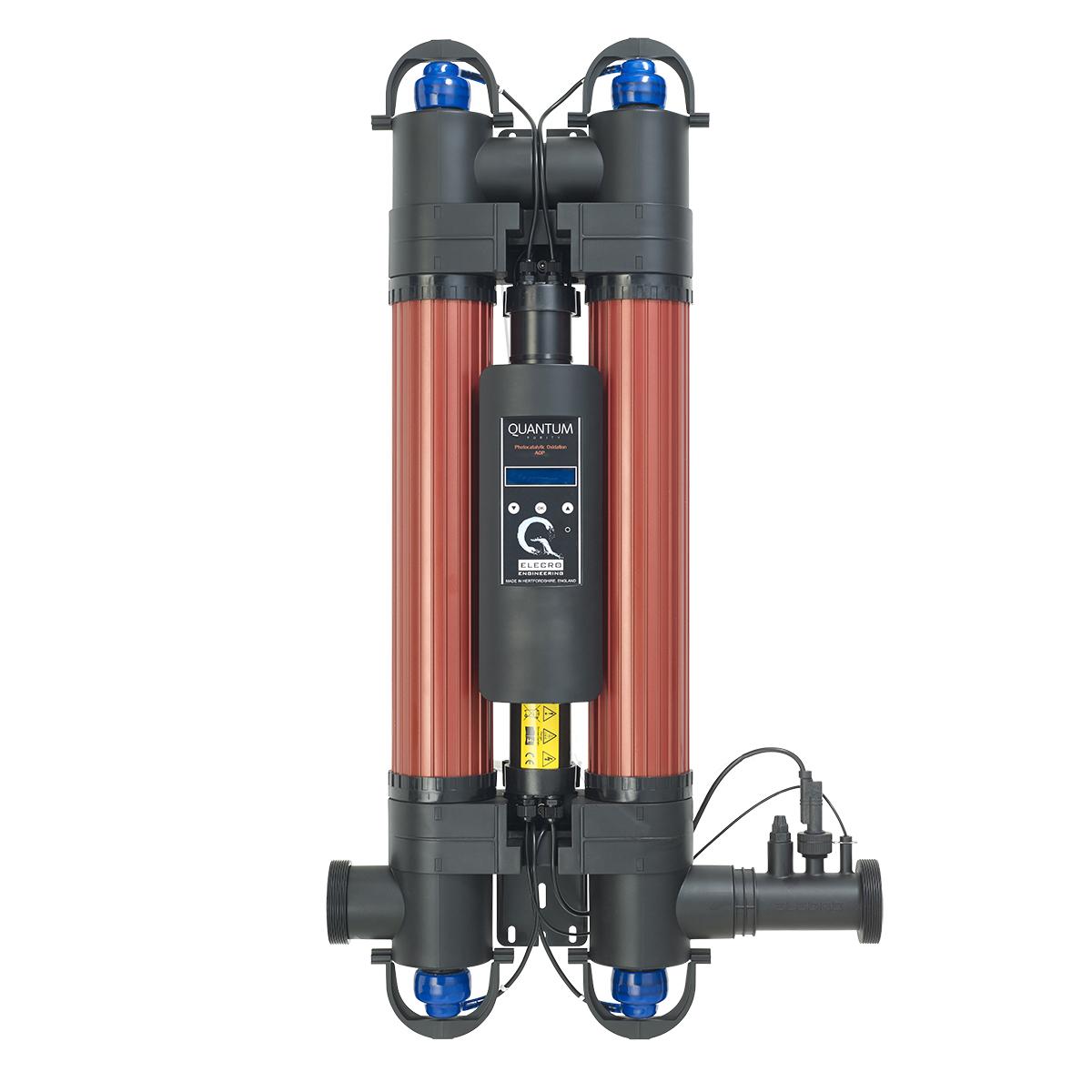 Smart Quantum Photokatalytische Wasseraufbereitung 55W Smart Quantum Photokatalytische Wasseraufbereitung 55W