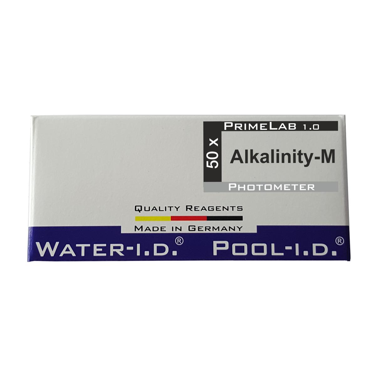 Alkalinität-M Tabletten für Smart Pool Lab 1.0 Photometer, 1 VE = 50 Stk. Alkalinität-M Tabletten für Smart Pool Lab 1.0 Photometer, 1 VE = 50 Stk.