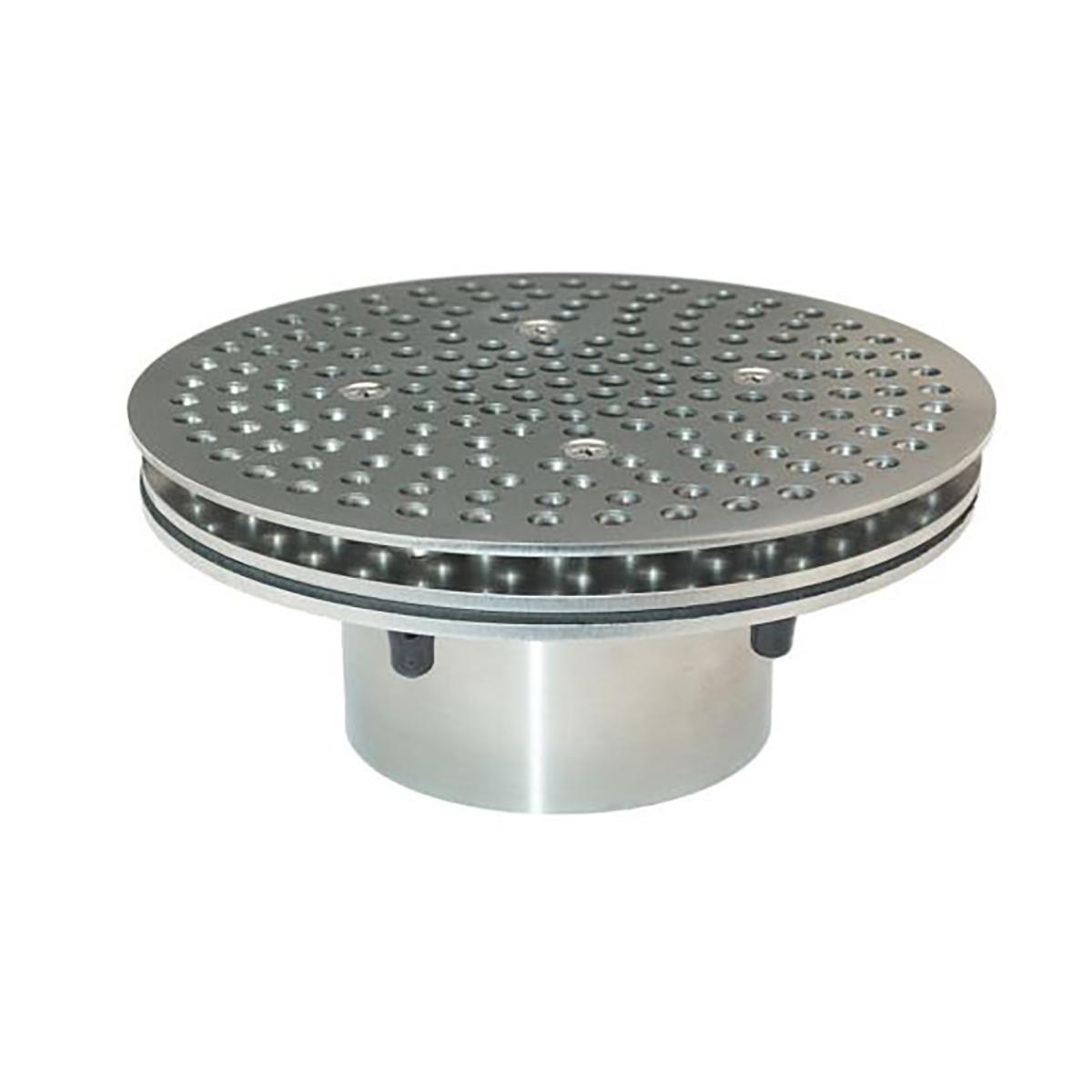 Smart Bodenablauf Universal VBA 100, inkl. Siebaufsatz und Gummidichtung, VA-Edelstahl Smart Bodenablauf Universal VBA 100, inkl. Siebaufsatz und Gummidichtung, VA-Edelstahl