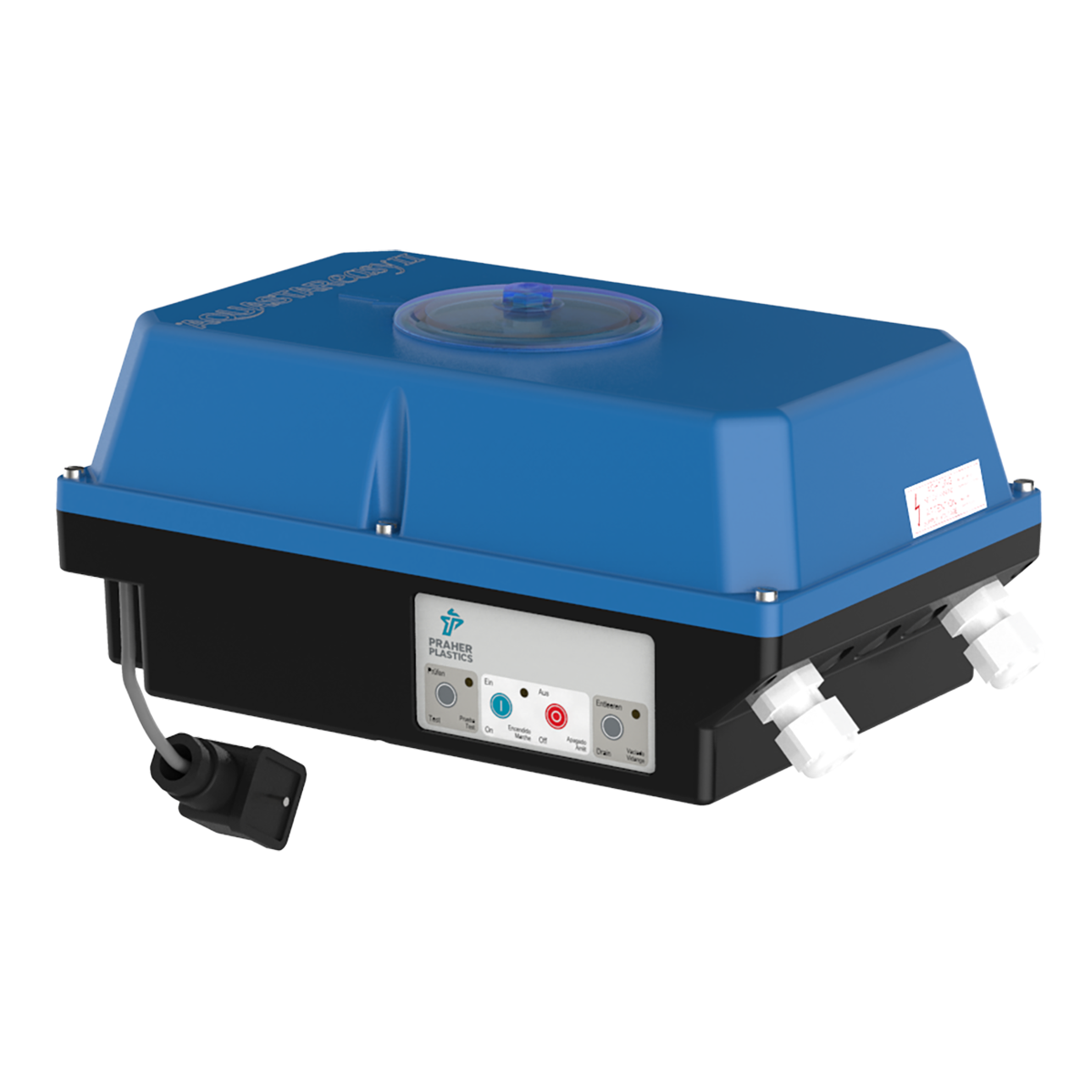 "AquaStar EasyII mit Drucksensor für V6 ND 1 ½"" + 2"" 100-240 VAC AquaStar EasyII mit Drucksensor für V6 ND 1 ½"" + 2"" 100-240 VAC"