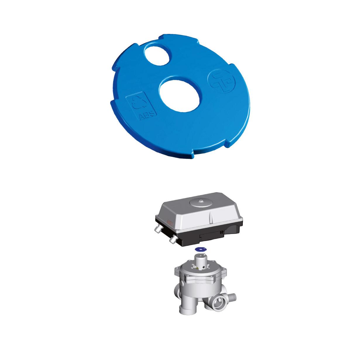 Adapter für Aquastar für alte Ventilsystemmodelle Adapter für Aquastar für alte Ventilsystemmodelle