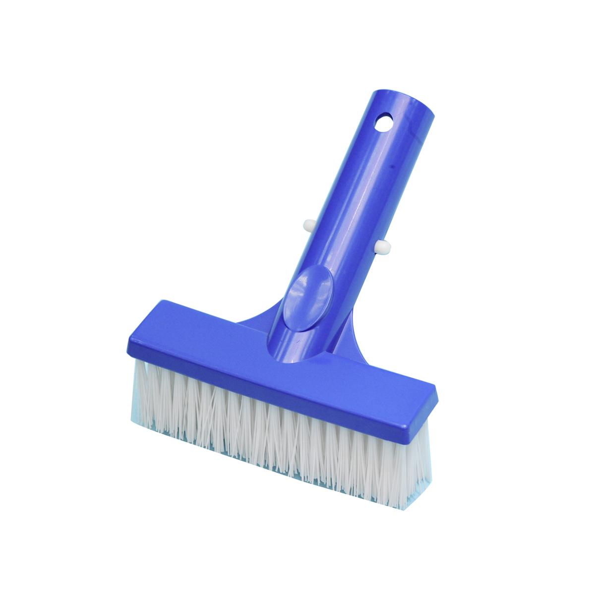 "Smart Poolbürste kurz PP blau einzeln verpackt, 13 cm/5"" unzerbrechlich Smart Poolbürste kurz PP blau einzeln verpackt, 13 cm/5"" unzerbrechlich"