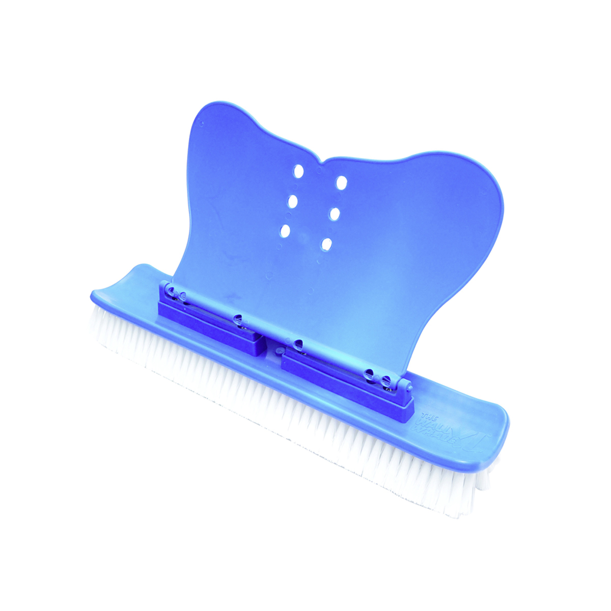 """Smart Wandbürste """"Wal Type"""" breit Wandbeckenbürste Smart PP blau 20"""" Smart Wandbürste """"Wal Type"""" breit Wandbeckenbürste Smart PP blau 20"""""""