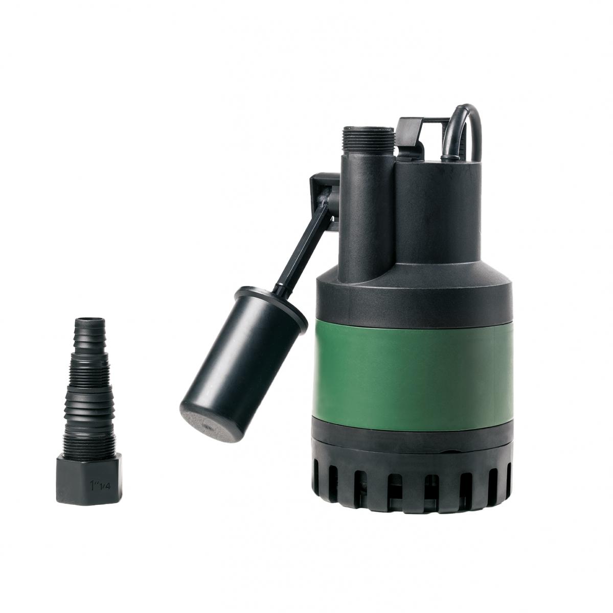Tauchpumpe NOVA UP 300 M-AE 230V, P1 – 0,38kW, P2 – 0,21kW Tauchpumpe NOVA UP 300 M-AE 230V, P1 – 0,38kW, P2 – 0,21kW