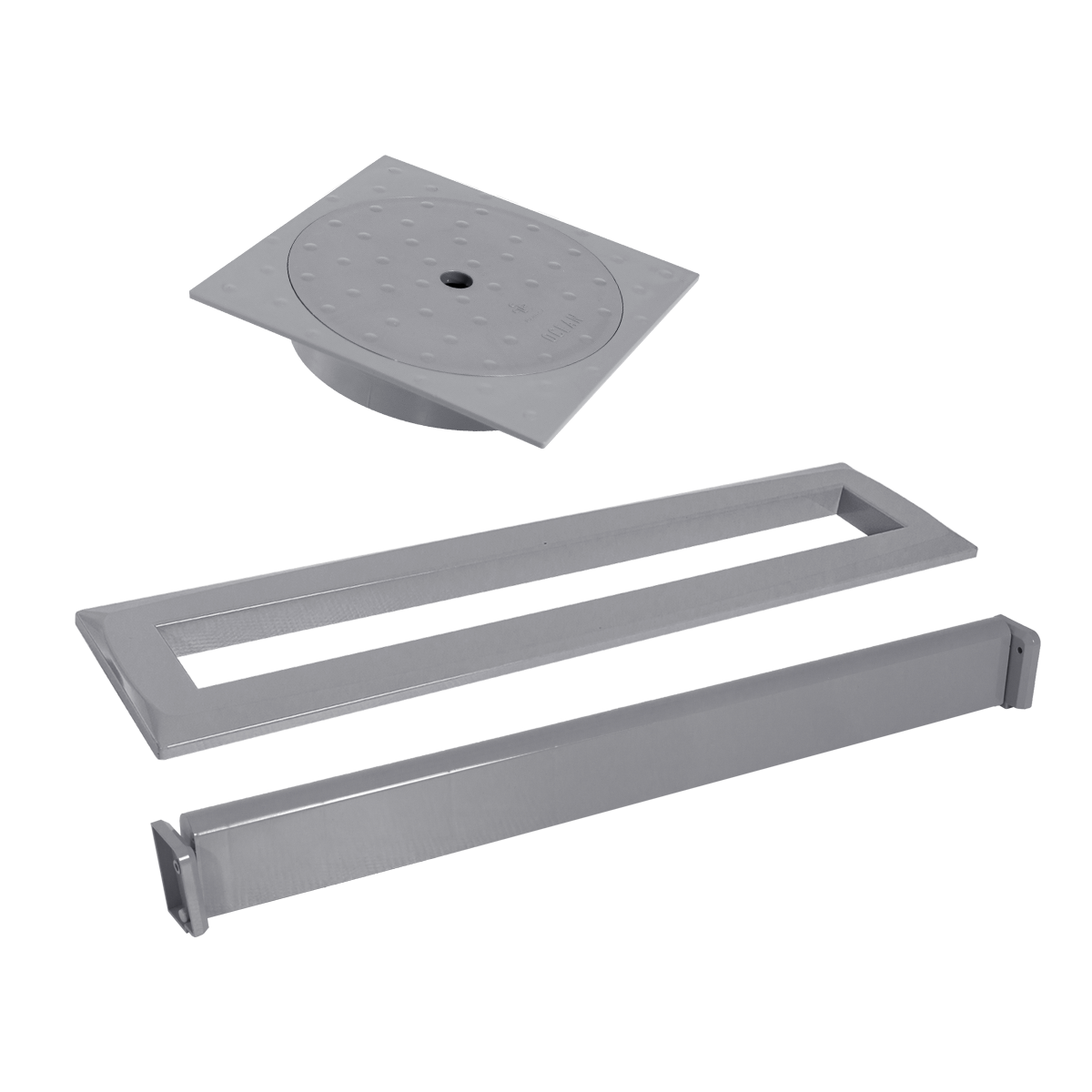 Deckel grau für Smart Hochwasserstandsskimmer High75 Deckel grau für Smart Hochwasserstandsskimmer High75